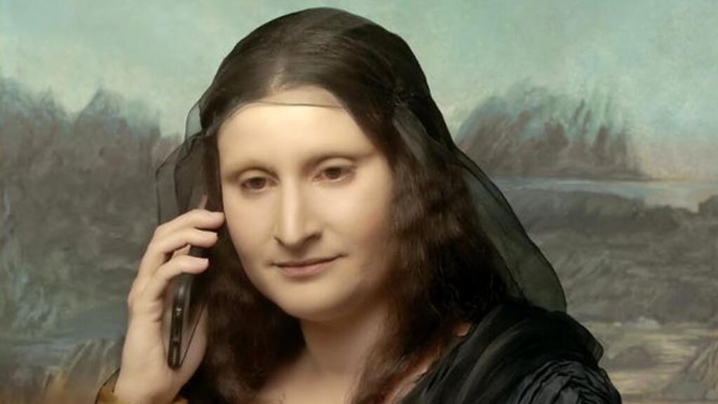 法国脑洞视频:当《蒙娜丽莎》动起来说话,会是什么样……