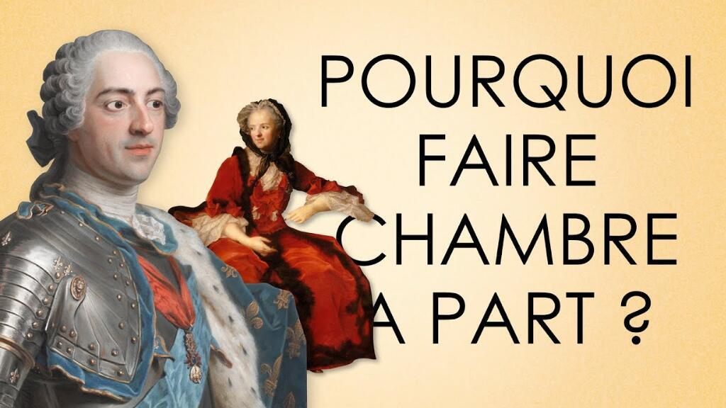 凡尔赛宫奇闻异事:为什么国王与王后分房而睡?