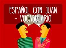 Español con Juan - Vocabulario