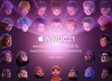 苹果 WWDC 2021开发者大会