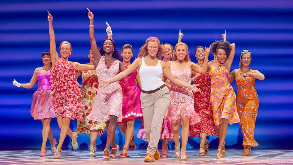 《妈妈咪呀!》法语版音乐剧经典歌曲:Honey, Honey