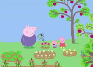 小猪佩奇携手小青蛙,虫虫,花蝴蝶,一起陪您过大年啦~