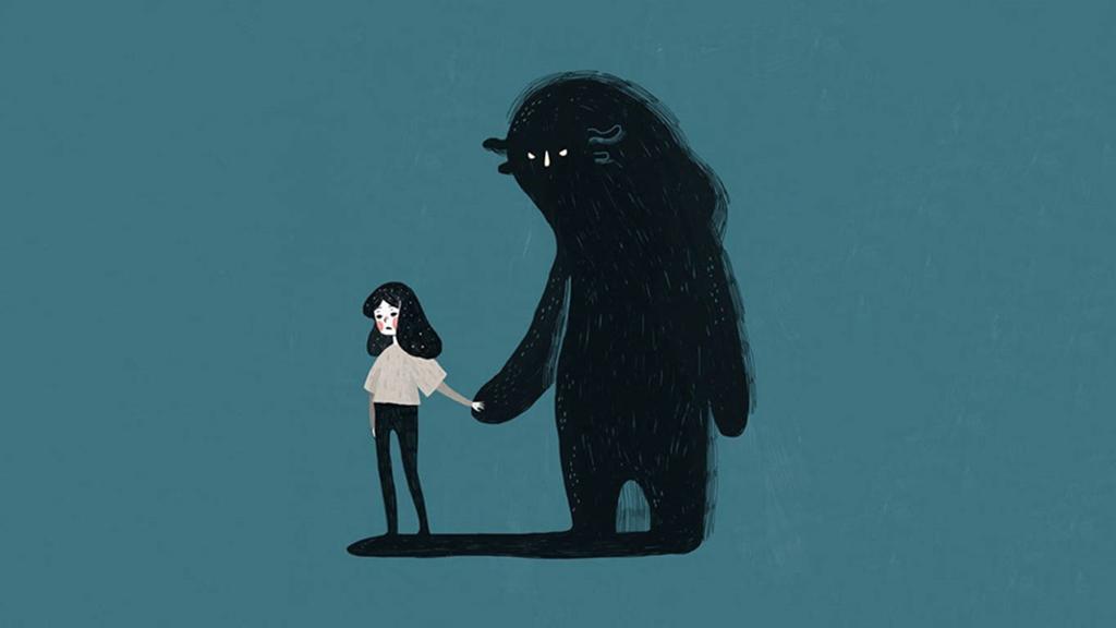 TED演讲丨患有抑郁症究竟是怎样的感受