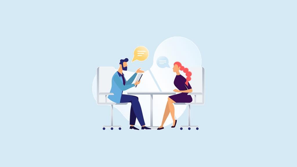 职场中的面试小技巧,让你更容易通过面试