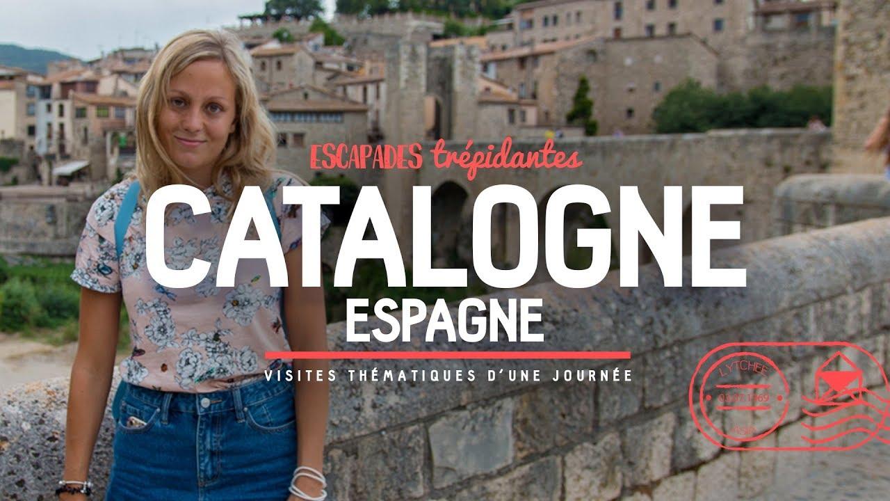 法语云旅游:和法国小姐姐一起游历西班牙加泰罗尼亚