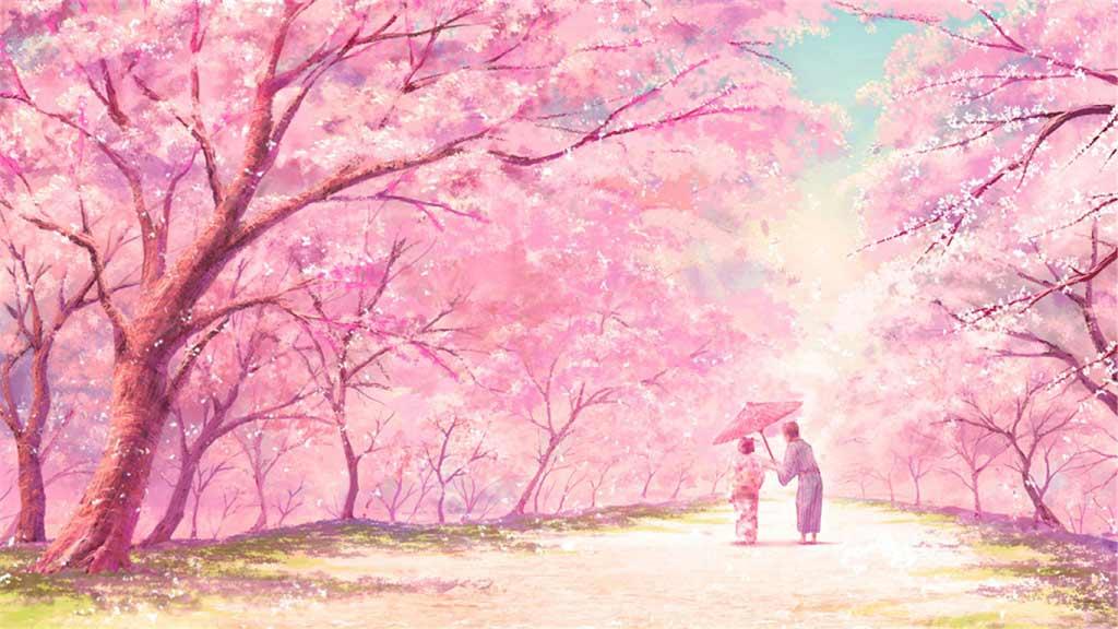春暖花开,相约樱花烂漫的季节🌸