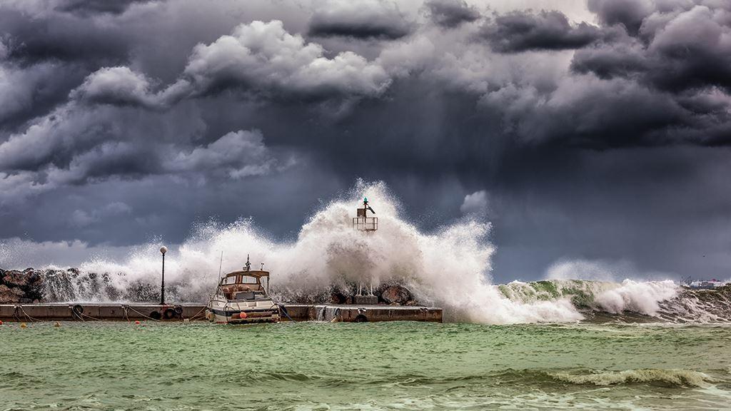 两分钟法语动画,带你认识飓风🌪
