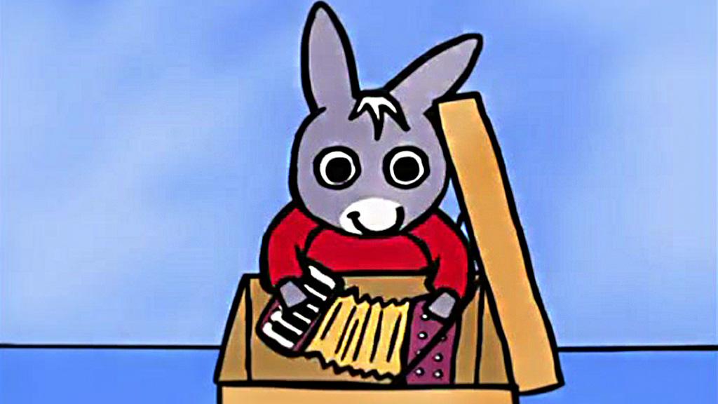 """你的驴孩子Trotro来啦~办一场""""噪音音乐会""""吧!"""
