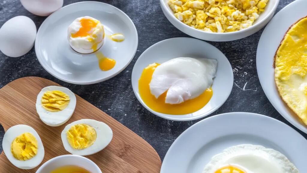 厨房小白看过来~法国小哥哥教你做最简单的蛋料理~