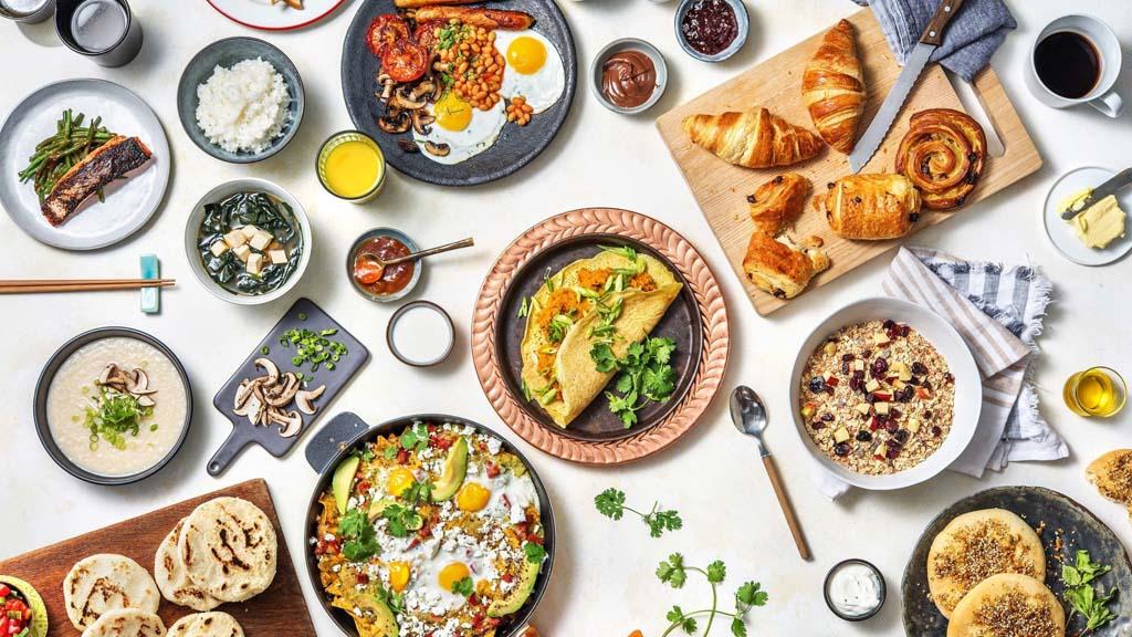 世界各国早餐大盘点,看看各国如何开启新的一天🥪