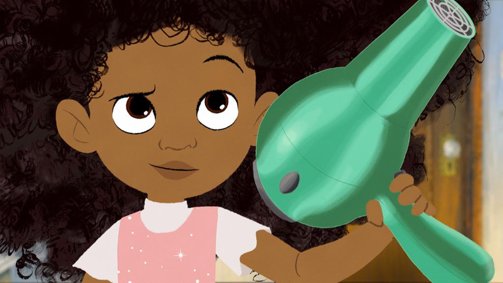 治愈系最佳动画《发之恋》: 头发也能连接爱与生命