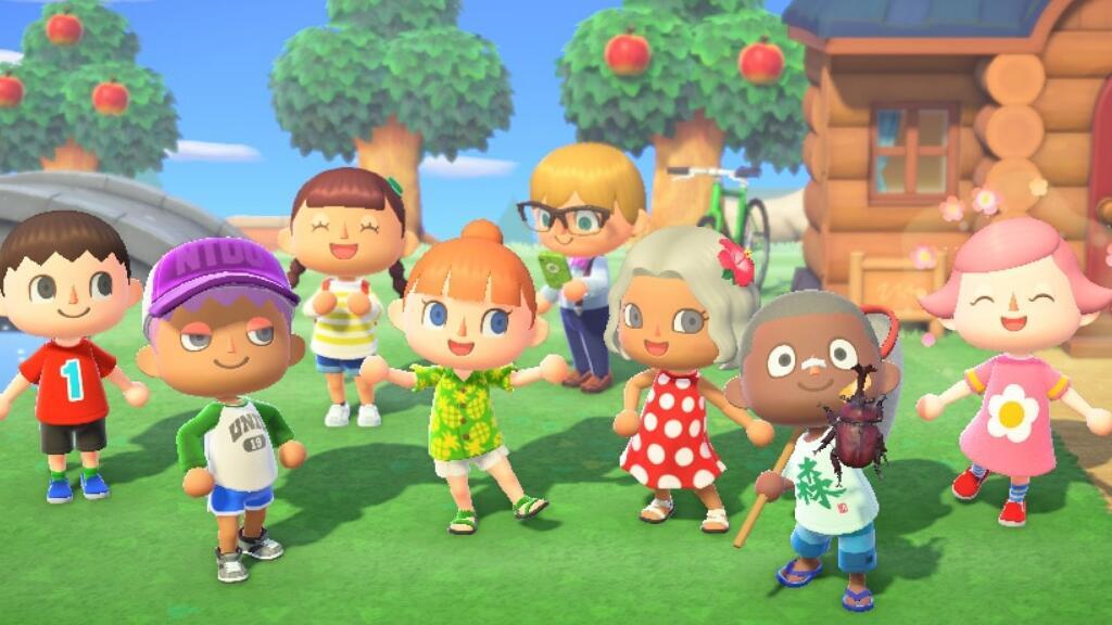 法语告诉你最近爆火的《动物森友会》是一个什么样的游戏…