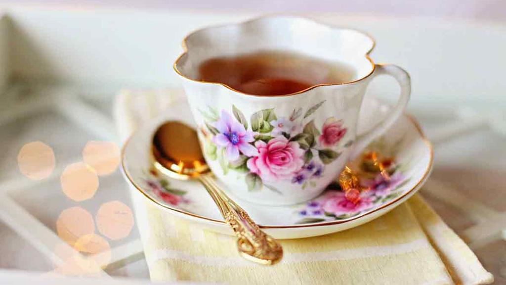 """茶人茶事:英国第一位""""饮茶皇后""""🍵"""