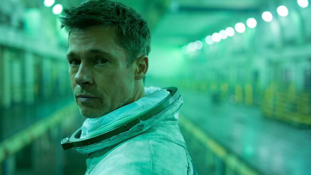 """""""不老男神""""皮特太空首秀來襲,好萊塢史詩級科幻大片落地~"""