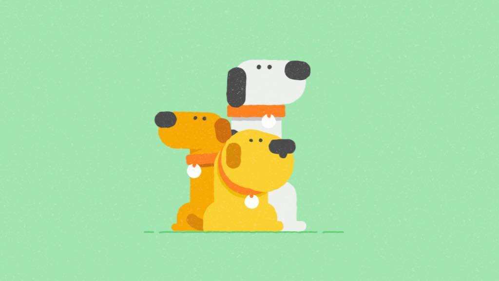 """狗狗尾巴会""""说话""""?教你读懂狗狗的身体语言🐶"""