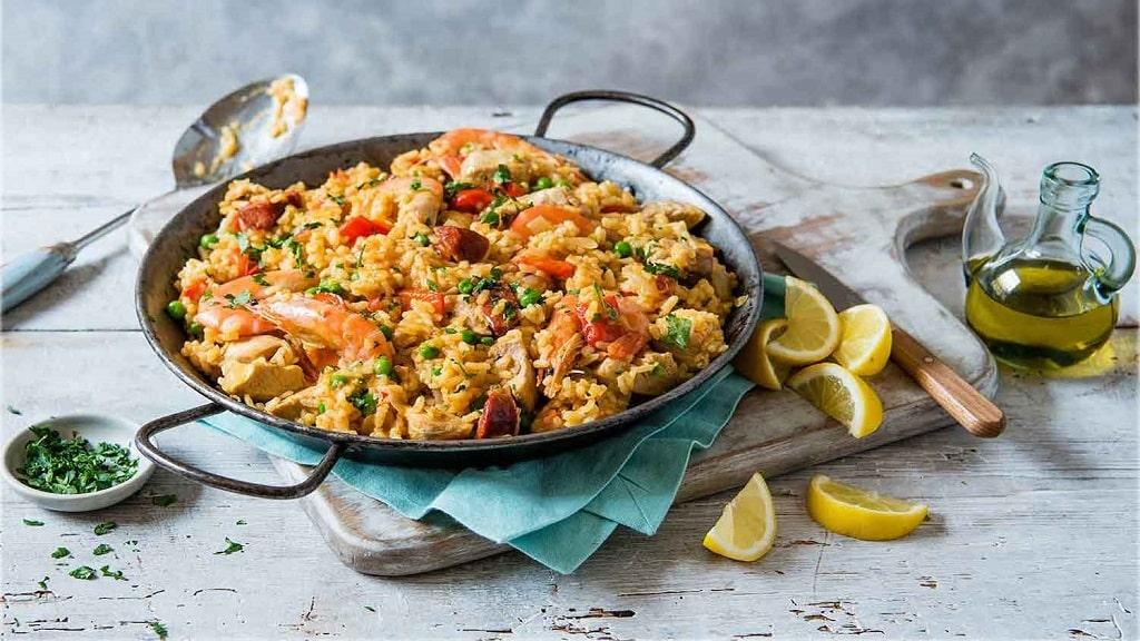 🥘世界海鲜饭日:美味与世界一起分享