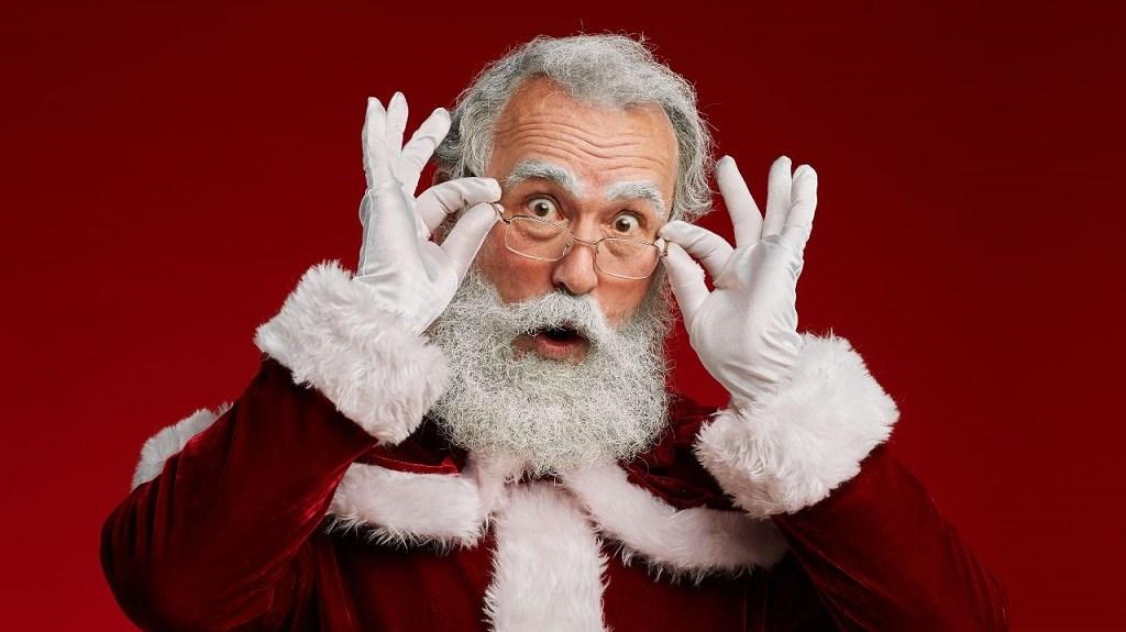 🎅如果你变成圣诞老人,会发生什么?