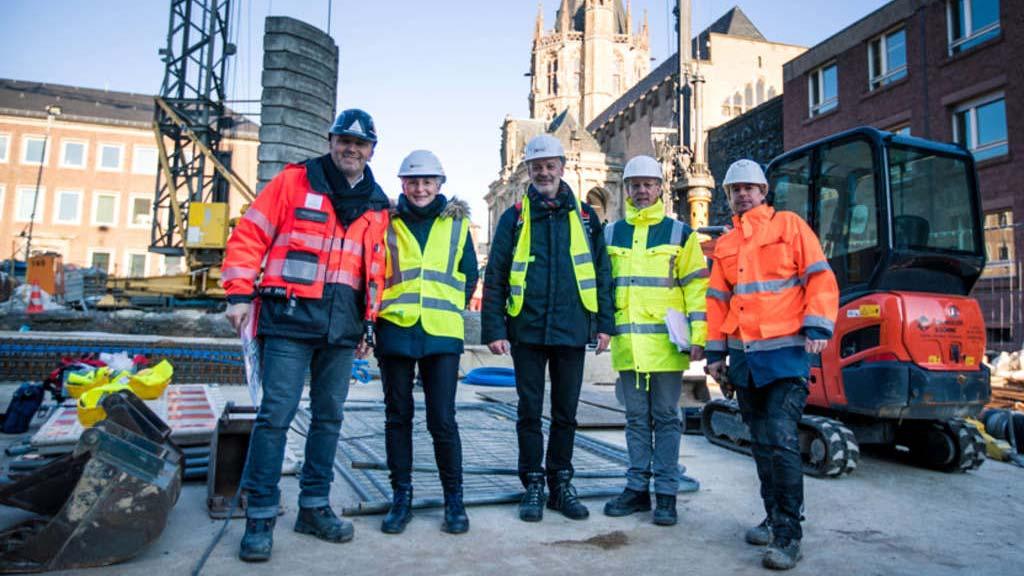 城市考古队:科隆市最有价值的沙坑,将于2021年开放!