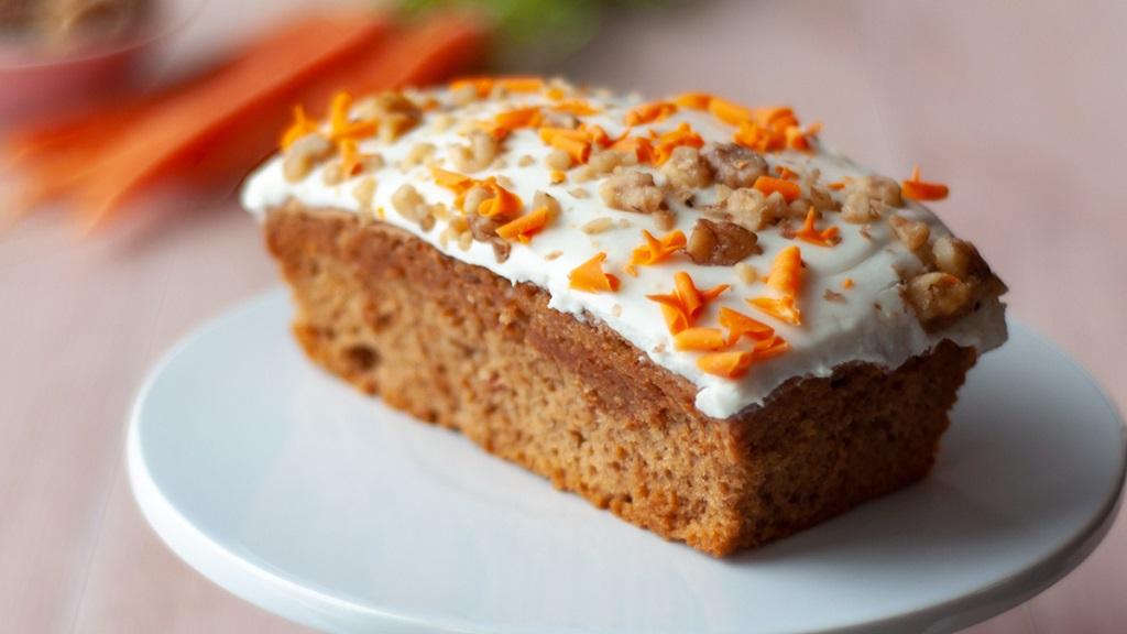 吃货看过来,超好吃胡萝卜蛋糕了解一下🥕