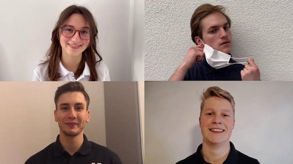 《疫情过后》:德国中学生唱中文歌