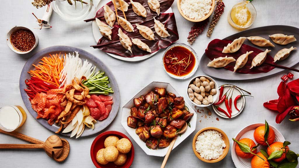 过年好~ 春节必吃的传统食物大盘点😋
