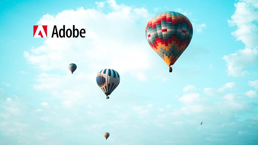 看设计界大佬如何设计自己的Adobe总领地👀