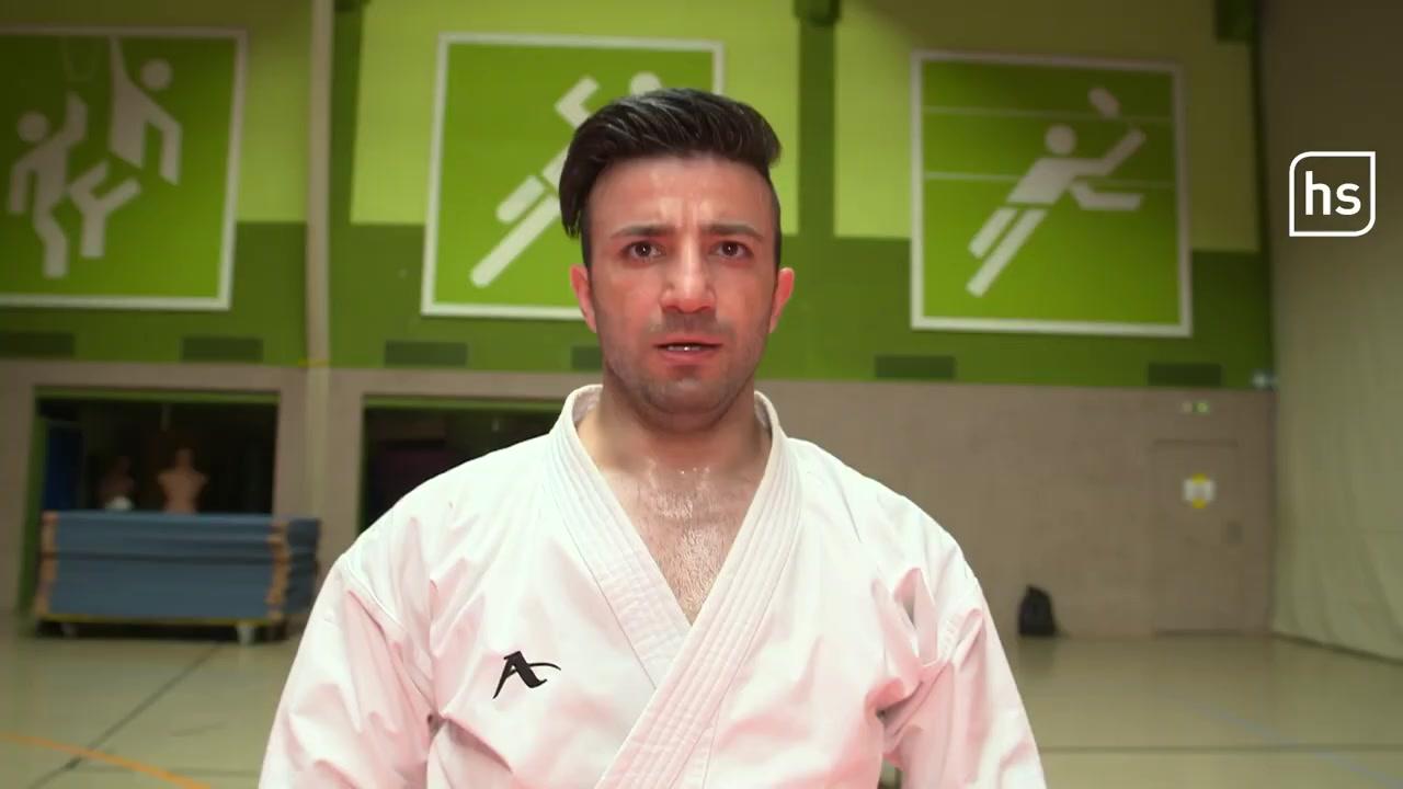 2021 东奥会——叙利亚选手 Wael 的传奇励志梦