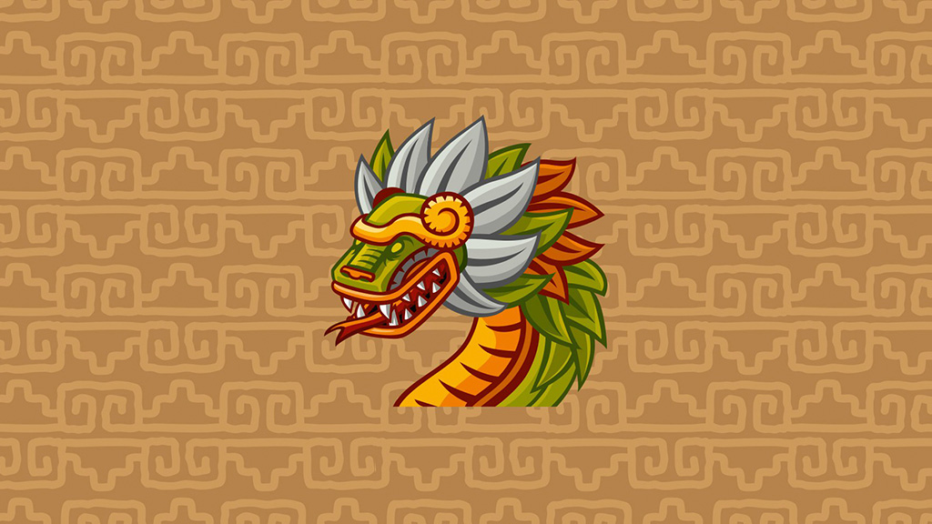 拉美土著文化中最重要神祇——羽蛇神