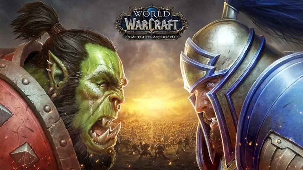 《魔兽世界》宣传CG也太燃了!兽人永不为奴!而我们,必将为王!