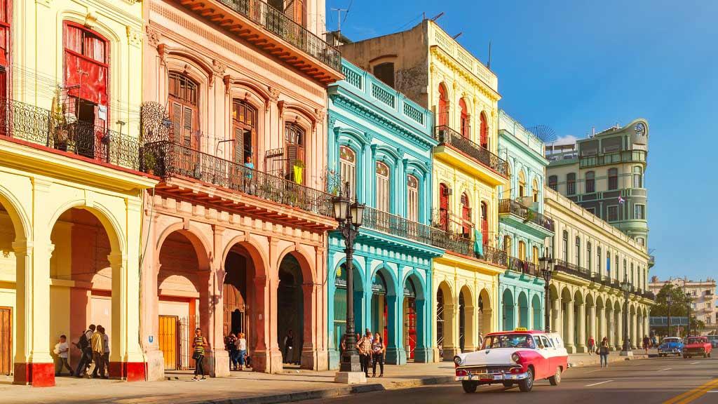 ✈春节出行去哪里?一起去美丽的哈瓦那走走吧