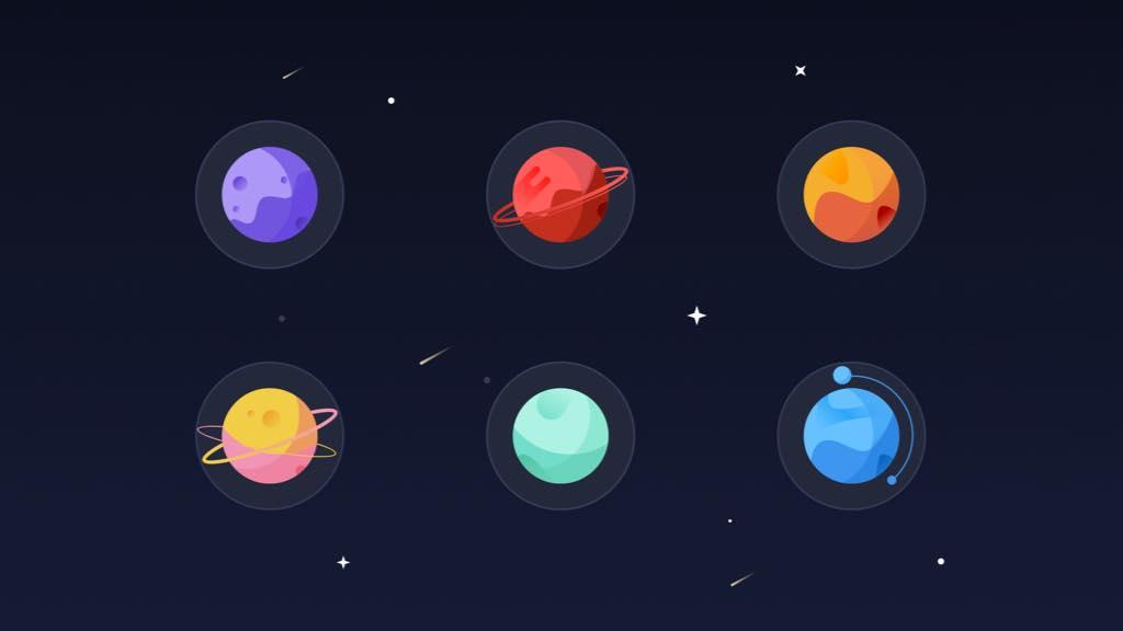 行星之歌:认识太阳系八大行星