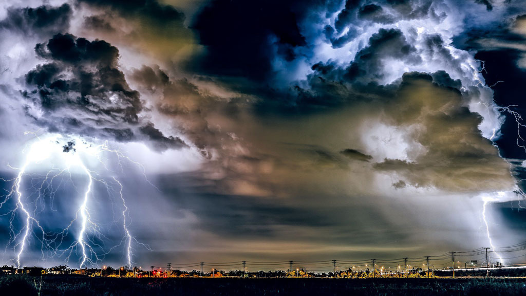 """台风""""黑格比""""登陆,了解热带气旋""""飓风"""" 🌪"""