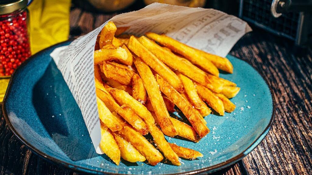 法语小哥厨房:教你在家做好吃的炸薯条🍟
