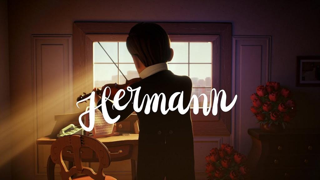 真实故事改编短片《Hermann》:疫情之下的温暖