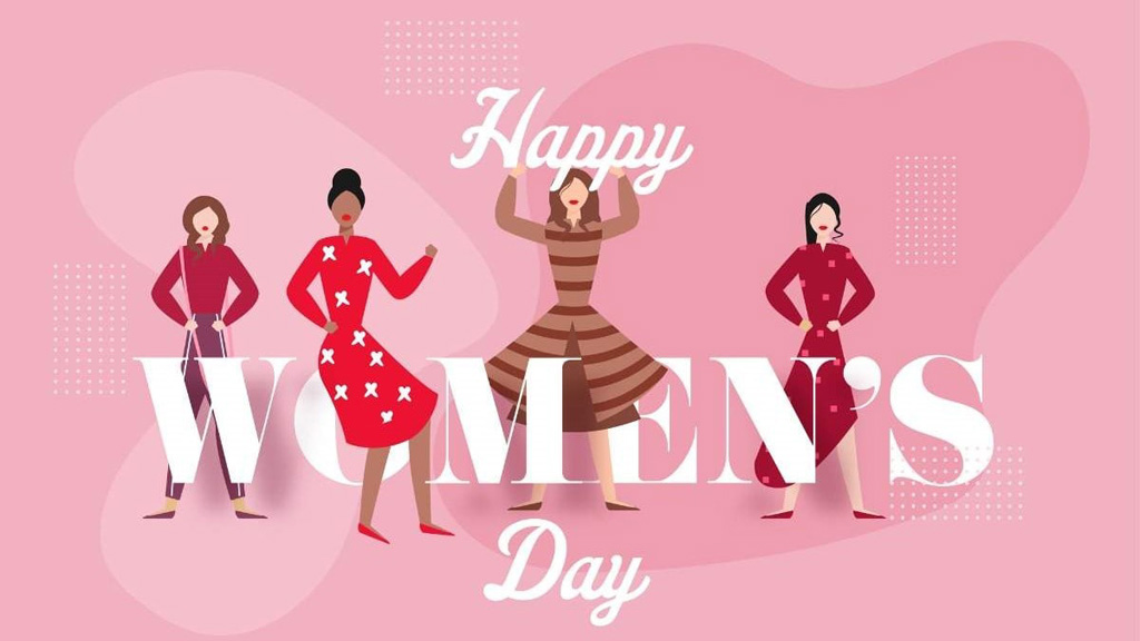 国际妇女节丨敬平等,敬团结,敬女性