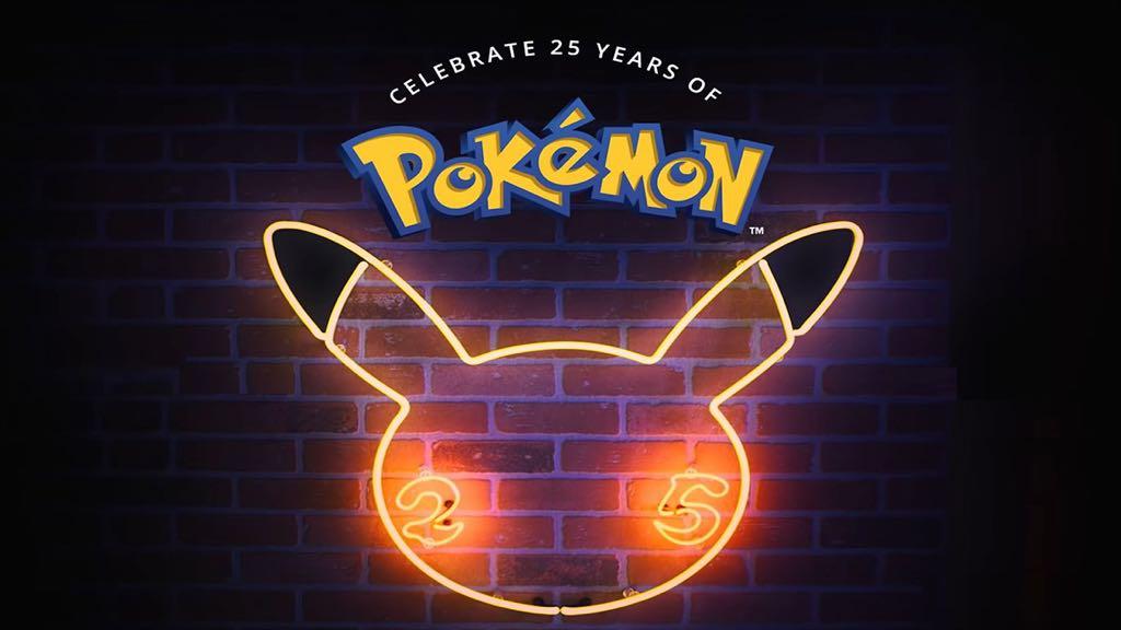 《宝可梦》系列25周年特别虚拟演唱会,马龙献唱