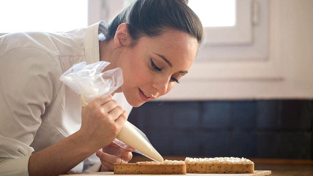 美食法语 | 法国厨师教你做巧克力布朗尼~🍩