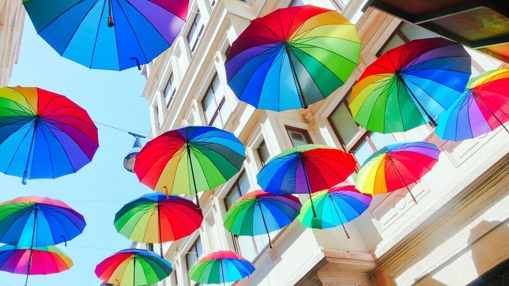 马德里骄傲节:带着骄傲去爱吧🌈