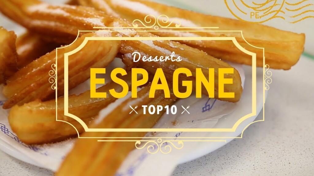 云旅游 | 去西班牙看看有什么當地特色甜品好吃~