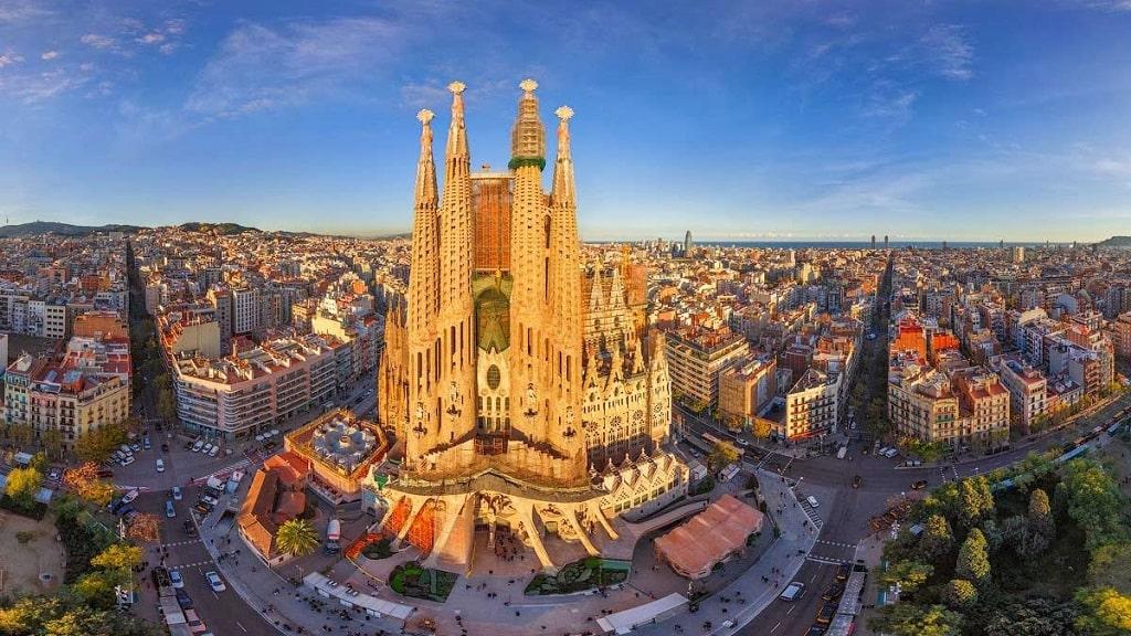 🇪🇸西班牙全明星阵容旅游宣传片:Spain for sure