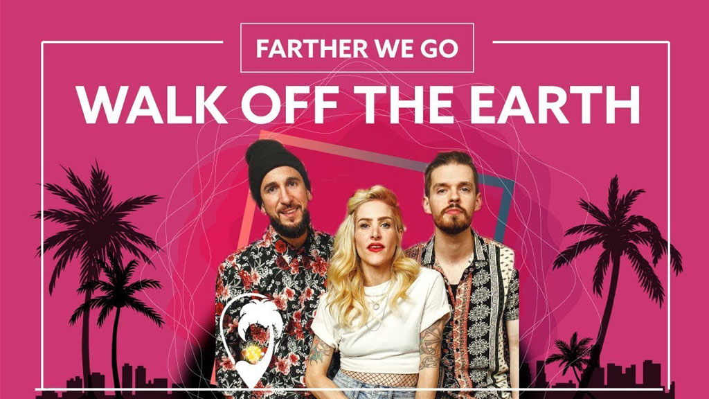 创意乐队Walk off the Earth新歌,和声绝美🎶