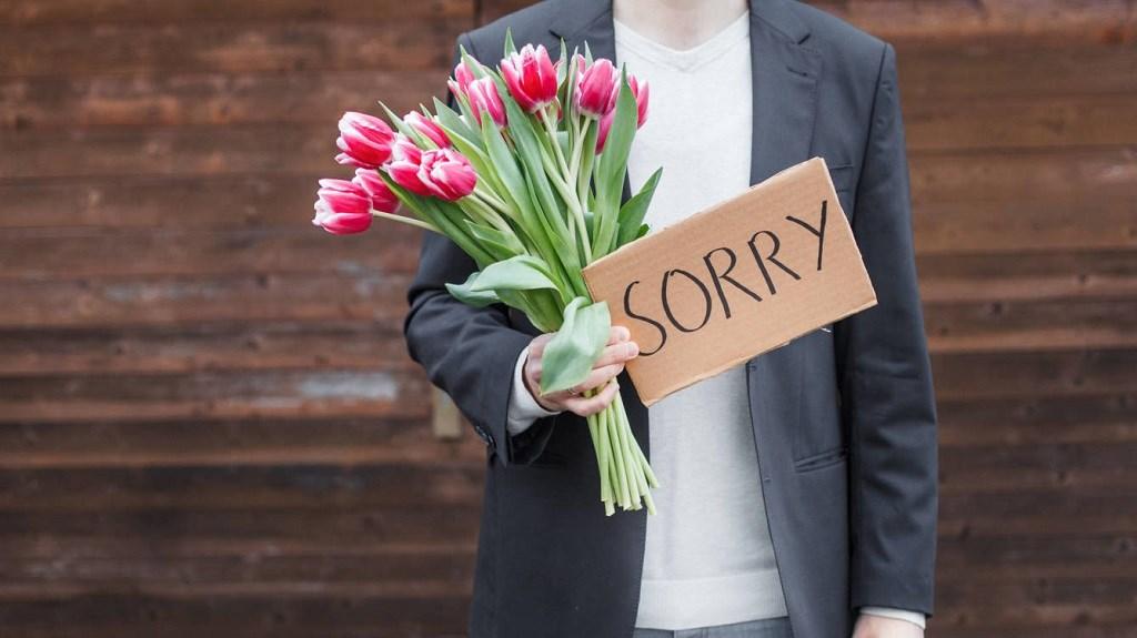 😔道歉的N种表达方式,你会说几种?